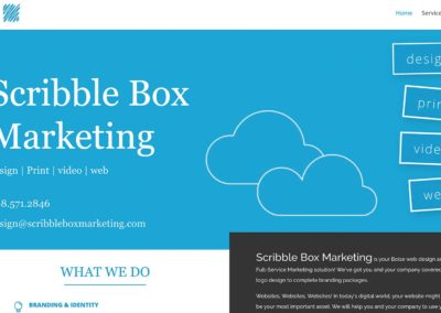 Scribble Box Marketing