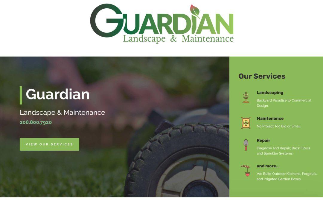 Guardians Landscape & Maintenance