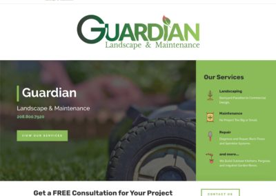 Guardians Landscape & Maintenance
